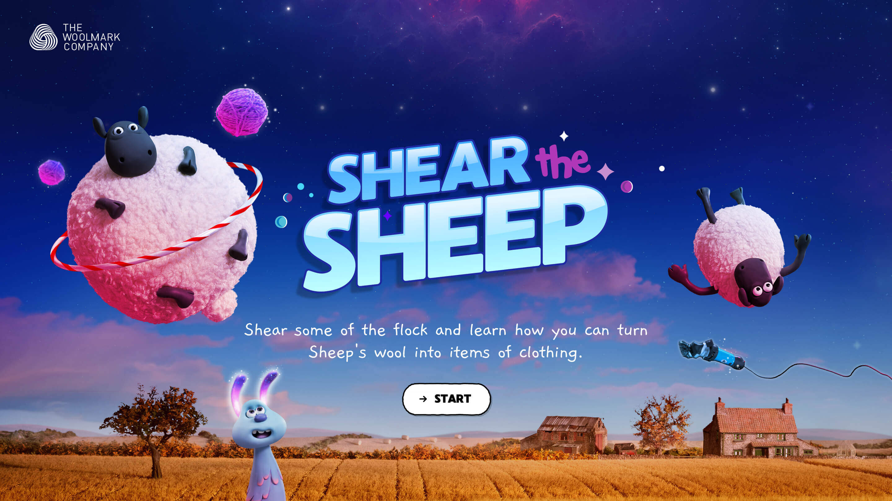 Shear the Sheep