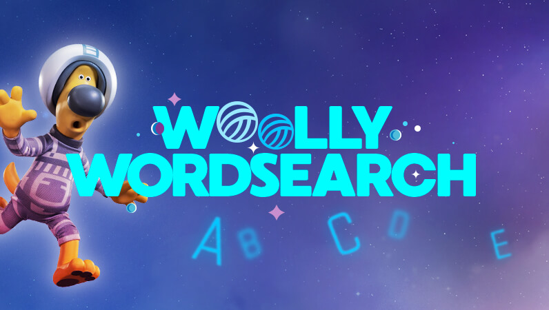 Wooly Wordsearch